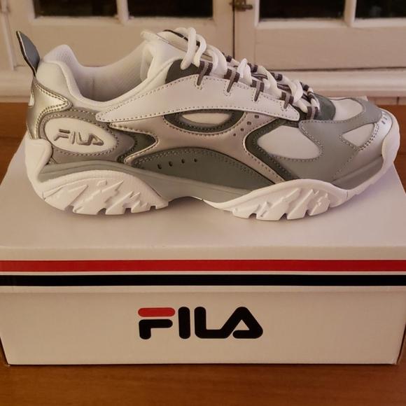 Fila Boveasorus x Fixture Men's shoes, 9.5 NWT